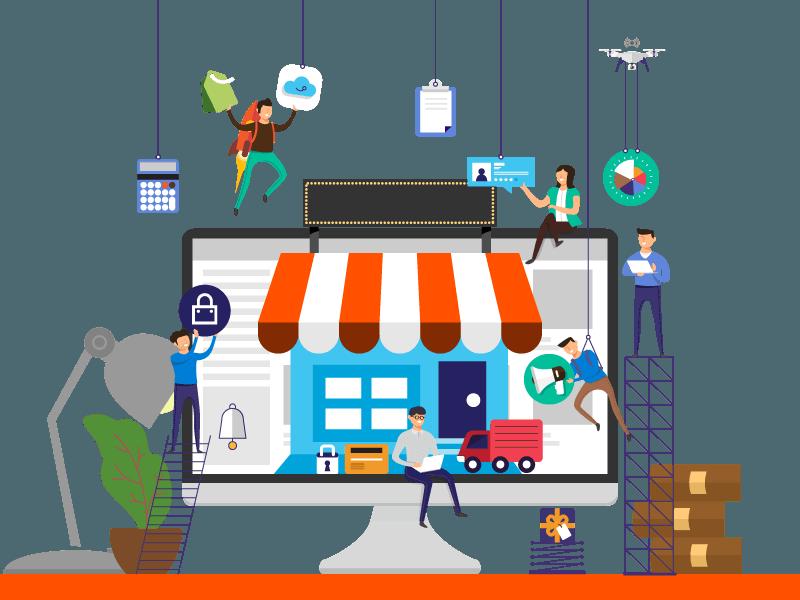 Construyendo tu tienda online